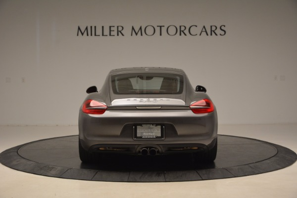 Used 2014 Porsche Cayman S S for sale Sold at Bentley Greenwich in Greenwich CT 06830 6