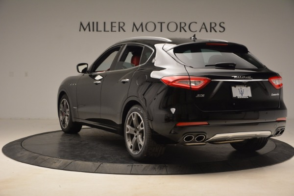 New 2018 Maserati Levante S Q4 GranLusso for sale Sold at Bentley Greenwich in Greenwich CT 06830 5