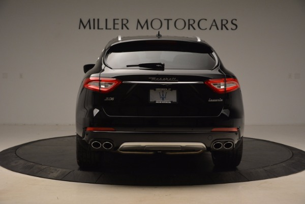 New 2018 Maserati Levante S Q4 GranLusso for sale Sold at Bentley Greenwich in Greenwich CT 06830 6