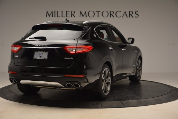New 2018 Maserati Levante S Q4 GranLusso for sale Sold at Bentley Greenwich in Greenwich CT 06830 7