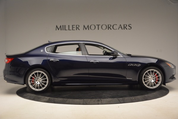 New 2018 Maserati Quattroporte S Q4 GranLusso for sale Sold at Bentley Greenwich in Greenwich CT 06830 9