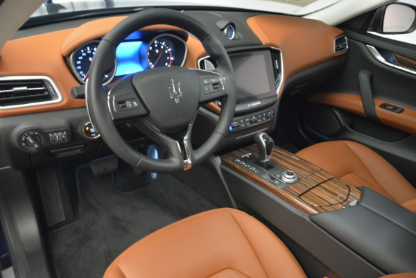 New 2018 Maserati Ghibli S Q4 for sale Sold at Bentley Greenwich in Greenwich CT 06830 13