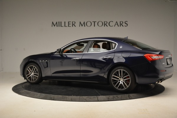 New 2018 Maserati Ghibli S Q4 for sale Sold at Bentley Greenwich in Greenwich CT 06830 4