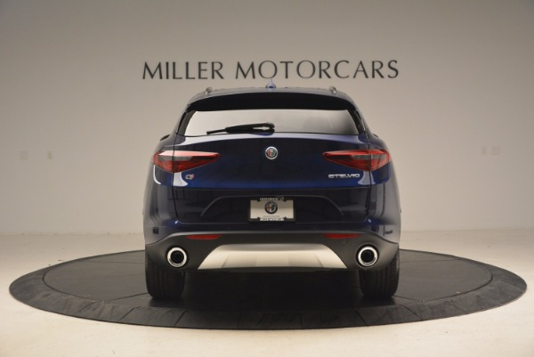 New 2018 Alfa Romeo Stelvio Sport Q4 for sale Sold at Bentley Greenwich in Greenwich CT 06830 6