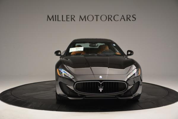New 2016 Maserati GranTurismo Sport for sale Sold at Bentley Greenwich in Greenwich CT 06830 12