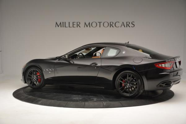 New 2016 Maserati GranTurismo Sport for sale Sold at Bentley Greenwich in Greenwich CT 06830 4