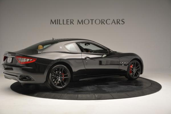 New 2016 Maserati GranTurismo Sport for sale Sold at Bentley Greenwich in Greenwich CT 06830 8