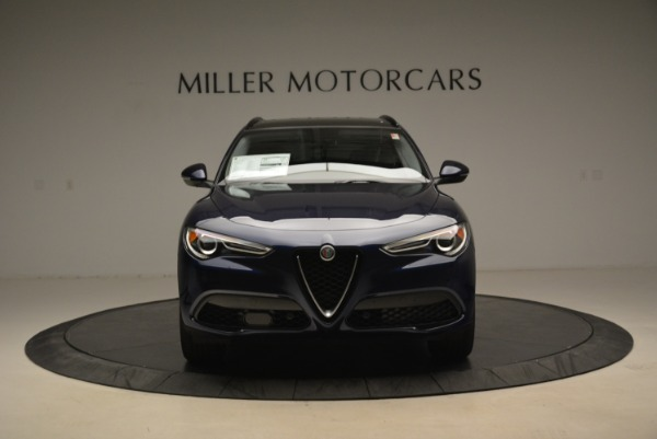 New 2018 Alfa Romeo Stelvio Sport Q4 for sale Sold at Bentley Greenwich in Greenwich CT 06830 12