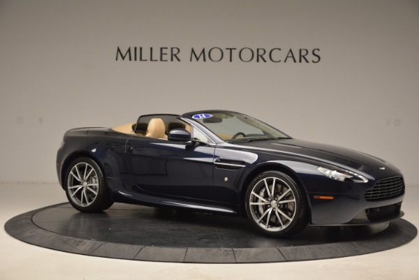 Used 2014 Aston Martin V8 Vantage Roadster for sale Sold at Bentley Greenwich in Greenwich CT 06830 10