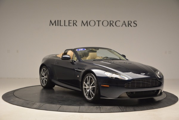 Used 2014 Aston Martin V8 Vantage Roadster for sale Sold at Bentley Greenwich in Greenwich CT 06830 11