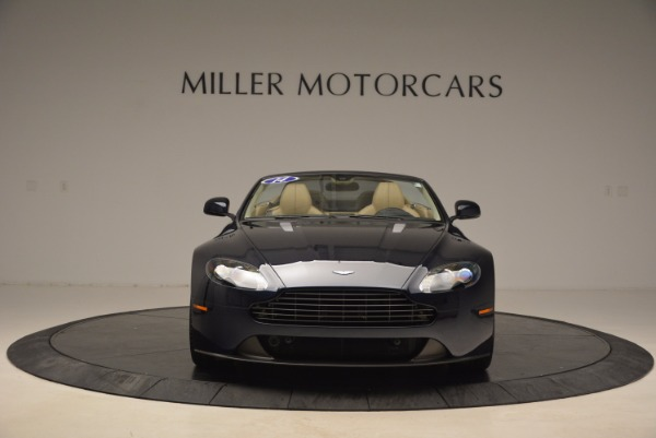 Used 2014 Aston Martin V8 Vantage Roadster for sale Sold at Bentley Greenwich in Greenwich CT 06830 12