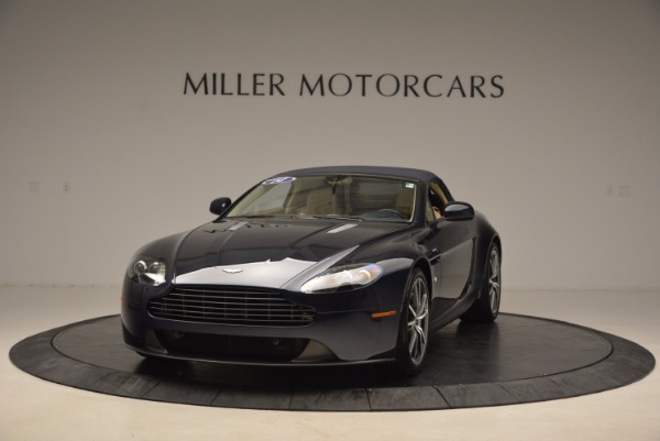 Used 2014 Aston Martin V8 Vantage Roadster for sale Sold at Bentley Greenwich in Greenwich CT 06830 13
