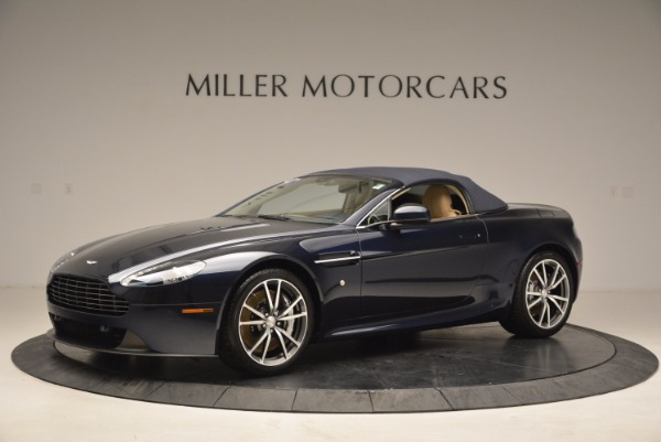 Used 2014 Aston Martin V8 Vantage Roadster for sale Sold at Bentley Greenwich in Greenwich CT 06830 14