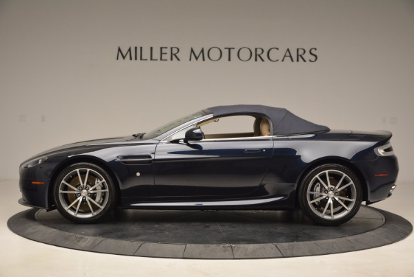 Used 2014 Aston Martin V8 Vantage Roadster for sale Sold at Bentley Greenwich in Greenwich CT 06830 15