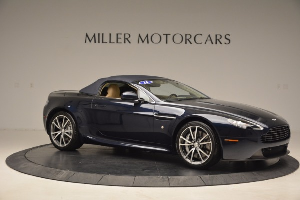 Used 2014 Aston Martin V8 Vantage Roadster for sale Sold at Bentley Greenwich in Greenwich CT 06830 17
