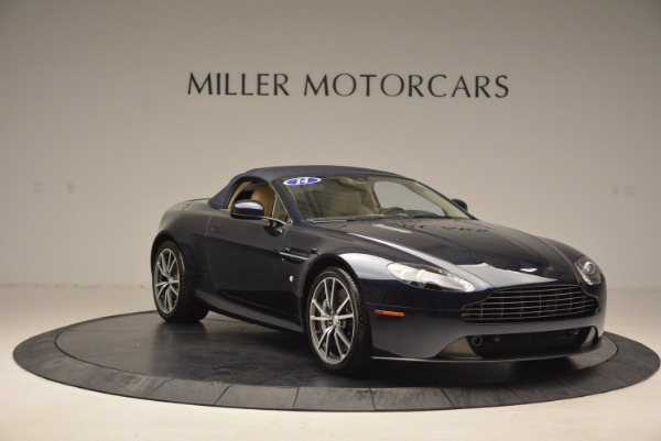 Used 2014 Aston Martin V8 Vantage Roadster for sale Sold at Bentley Greenwich in Greenwich CT 06830 18