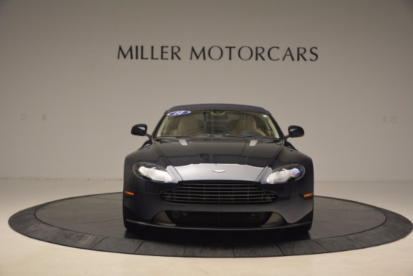 Used 2014 Aston Martin V8 Vantage Roadster for sale Sold at Bentley Greenwich in Greenwich CT 06830 19