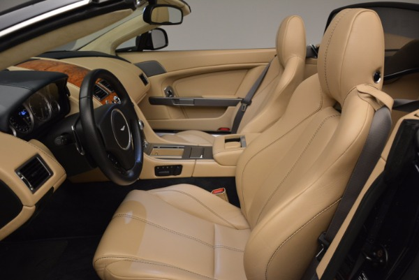 Used 2014 Aston Martin V8 Vantage Roadster for sale Sold at Bentley Greenwich in Greenwich CT 06830 20