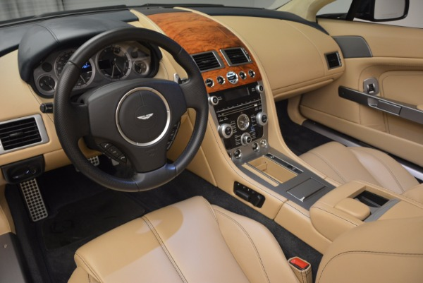 Used 2014 Aston Martin V8 Vantage Roadster for sale Sold at Bentley Greenwich in Greenwich CT 06830 21