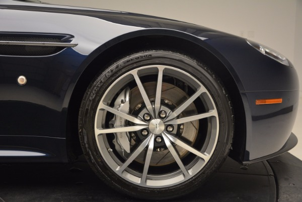 Used 2014 Aston Martin V8 Vantage Roadster for sale Sold at Bentley Greenwich in Greenwich CT 06830 25