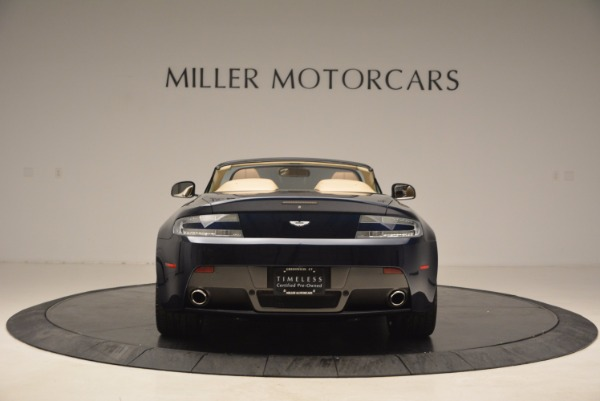 Used 2014 Aston Martin V8 Vantage Roadster for sale Sold at Bentley Greenwich in Greenwich CT 06830 6