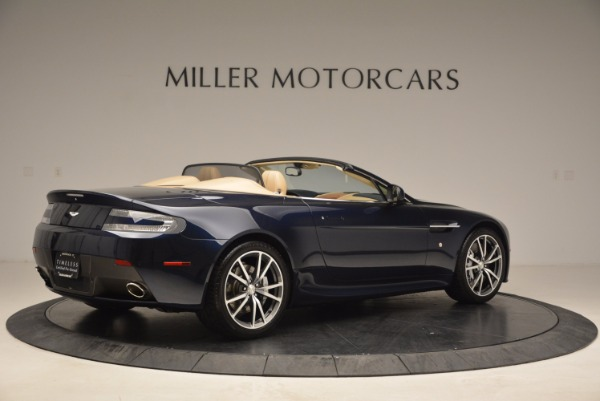 Used 2014 Aston Martin V8 Vantage Roadster for sale Sold at Bentley Greenwich in Greenwich CT 06830 8