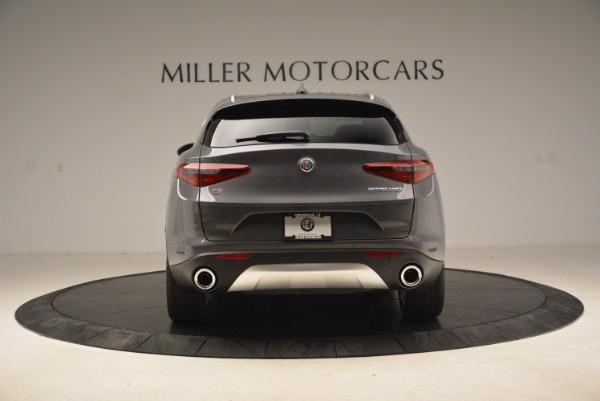 New 2018 Alfa Romeo Stelvio Q4 for sale Sold at Bentley Greenwich in Greenwich CT 06830 6