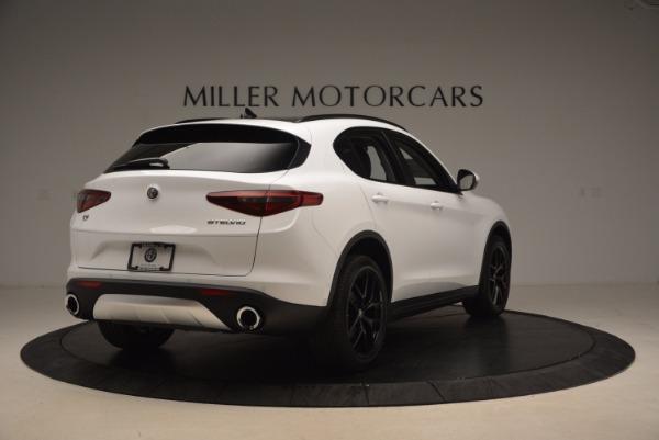 New 2018 Alfa Romeo Stelvio Sport Q4 for sale Sold at Bentley Greenwich in Greenwich CT 06830 7