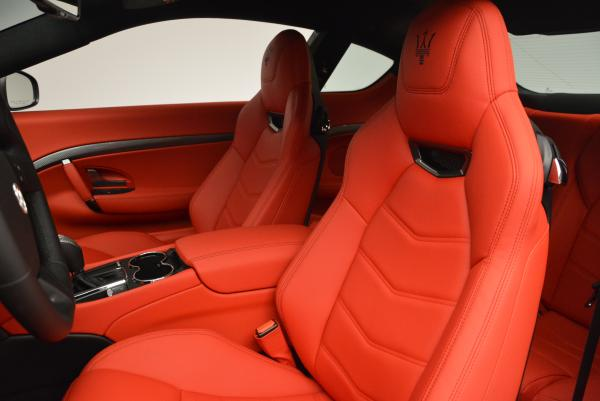 New 2016 Maserati GranTurismo Sport for sale Sold at Bentley Greenwich in Greenwich CT 06830 15