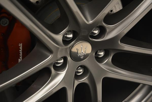 New 2016 Maserati GranTurismo Sport for sale Sold at Bentley Greenwich in Greenwich CT 06830 24