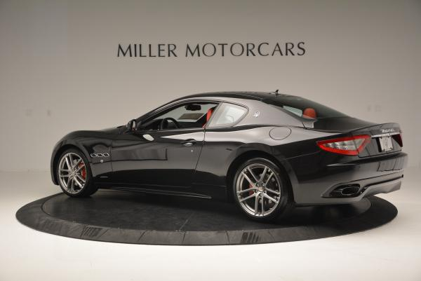 New 2016 Maserati GranTurismo Sport for sale Sold at Bentley Greenwich in Greenwich CT 06830 4