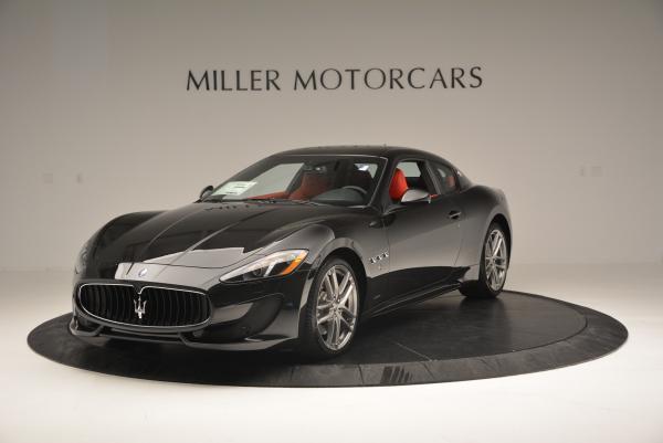 New 2016 Maserati GranTurismo Sport for sale Sold at Bentley Greenwich in Greenwich CT 06830 1