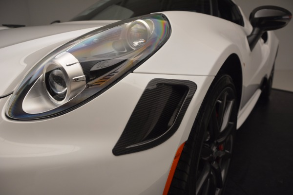 New 2018 Alfa Romeo 4C Coupe for sale Sold at Bentley Greenwich in Greenwich CT 06830 25
