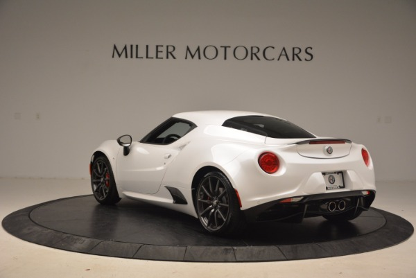 New 2018 Alfa Romeo 4C Coupe for sale Sold at Bentley Greenwich in Greenwich CT 06830 5