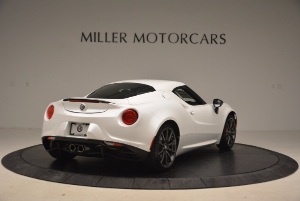New 2018 Alfa Romeo 4C Coupe for sale Sold at Bentley Greenwich in Greenwich CT 06830 7