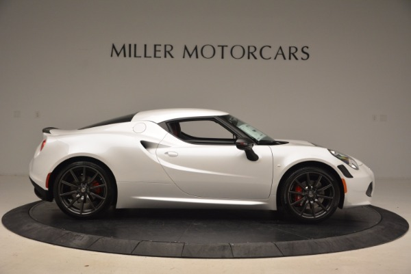 New 2018 Alfa Romeo 4C Coupe for sale Sold at Bentley Greenwich in Greenwich CT 06830 9