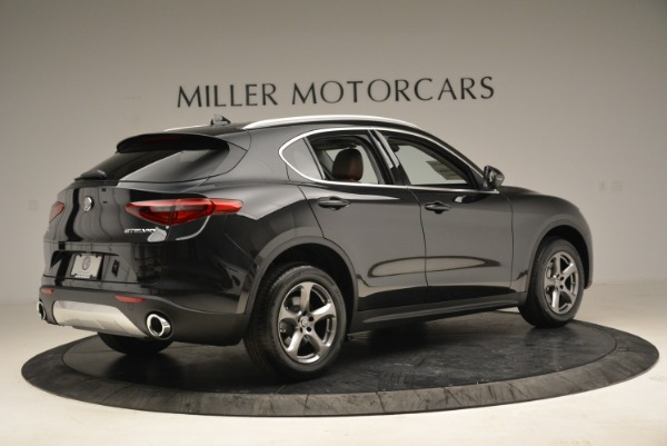 New 2018 Alfa Romeo Stelvio Q4 for sale Sold at Bentley Greenwich in Greenwich CT 06830 8