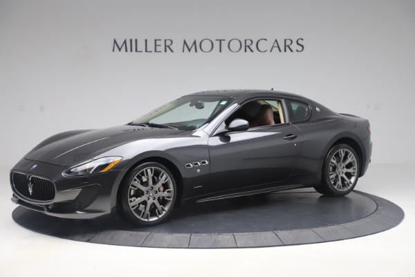 Used 2016 Maserati GranTurismo Sport for sale $64,900 at Bentley Greenwich in Greenwich CT 06830 2