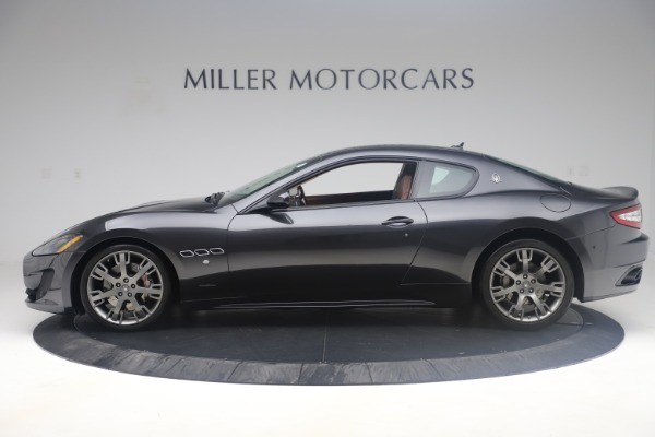 Used 2016 Maserati GranTurismo Sport for sale $64,900 at Bentley Greenwich in Greenwich CT 06830 3