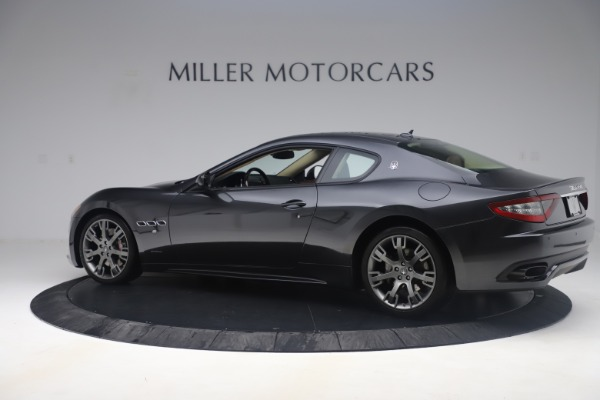 Used 2016 Maserati GranTurismo Sport for sale Sold at Bentley Greenwich in Greenwich CT 06830 4