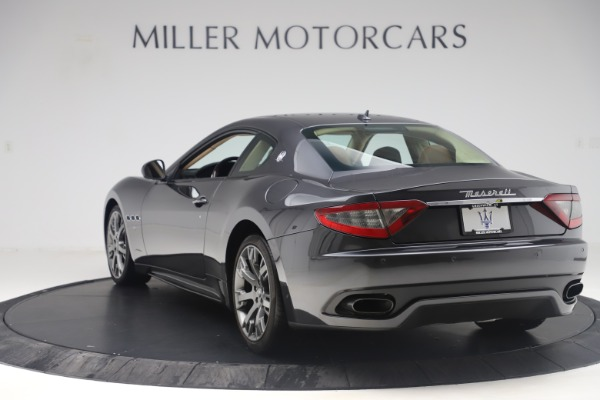 Used 2016 Maserati GranTurismo Sport for sale Sold at Bentley Greenwich in Greenwich CT 06830 5