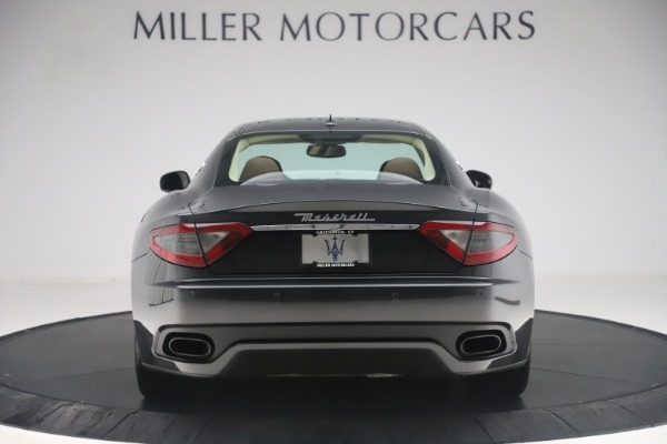 Used 2016 Maserati GranTurismo Sport for sale $64,900 at Bentley Greenwich in Greenwich CT 06830 6