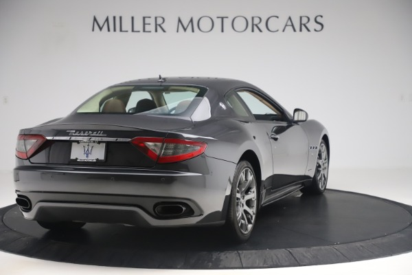 Used 2016 Maserati GranTurismo Sport for sale $64,900 at Bentley Greenwich in Greenwich CT 06830 7