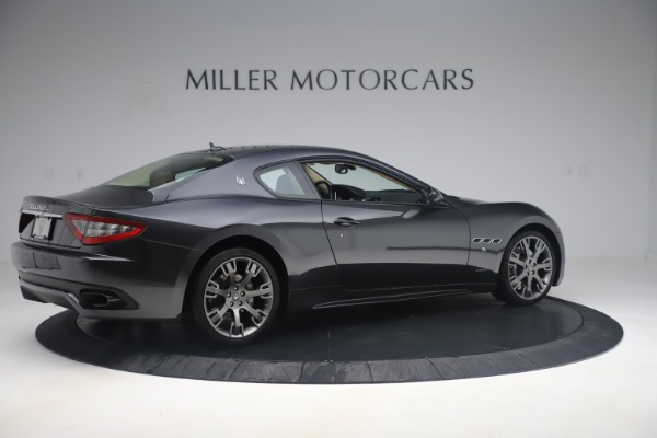 Used 2016 Maserati GranTurismo Sport for sale $64,900 at Bentley Greenwich in Greenwich CT 06830 8