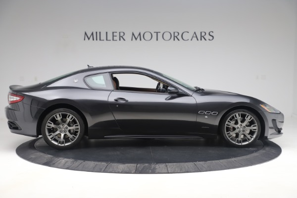 Used 2016 Maserati GranTurismo Sport for sale $64,900 at Bentley Greenwich in Greenwich CT 06830 9