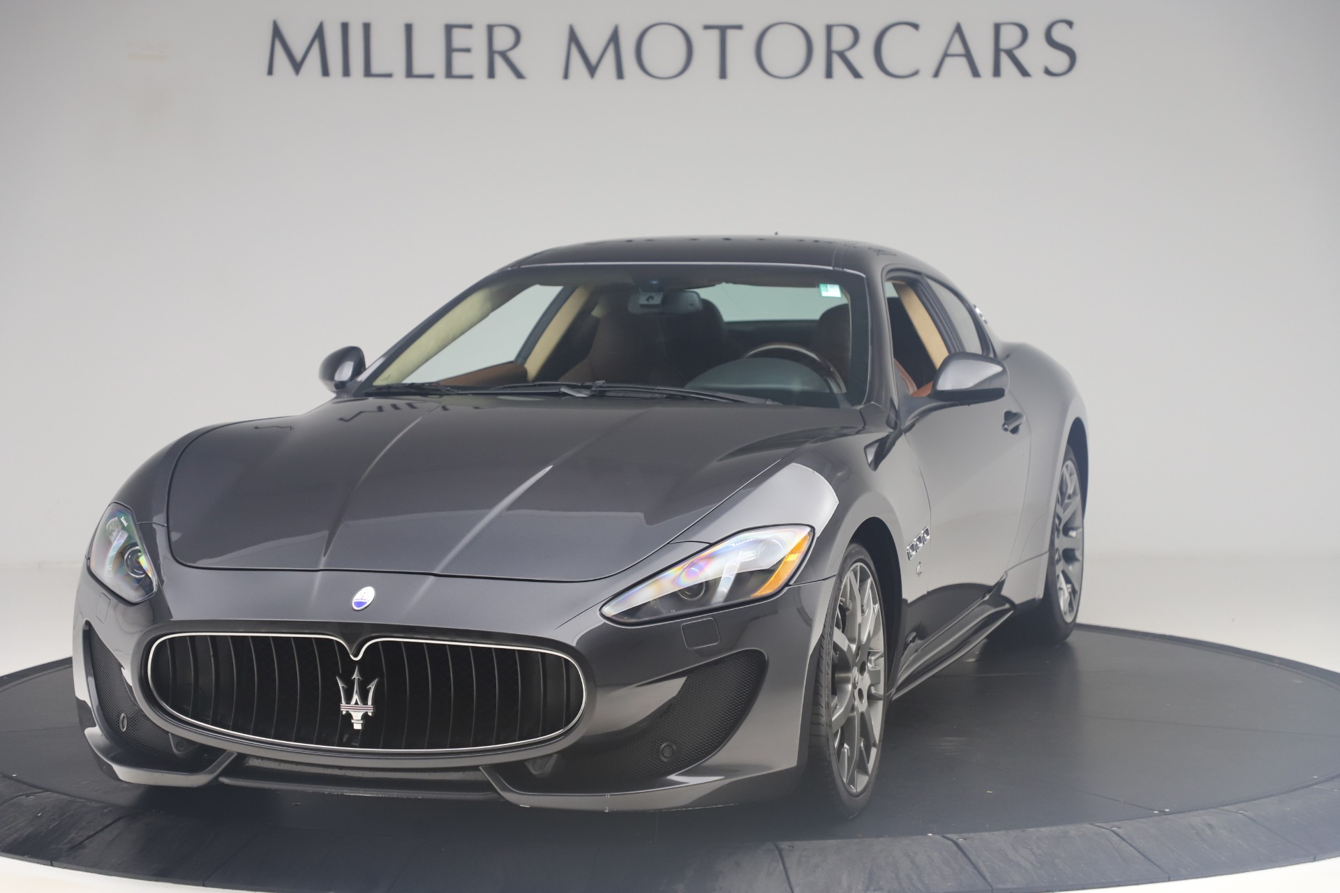 Used 2016 Maserati GranTurismo Sport for sale $64,900 at Bentley Greenwich in Greenwich CT 06830 1