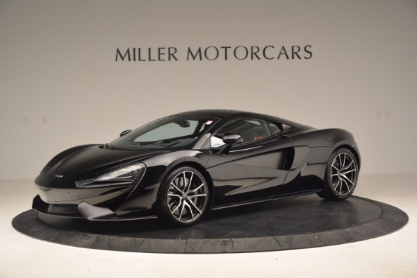Used 2016 McLaren 570S for sale Sold at Bentley Greenwich in Greenwich CT 06830 2