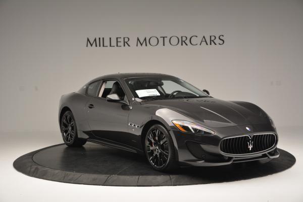 New 2016 Maserati GranTurismo Sport for sale Sold at Bentley Greenwich in Greenwich CT 06830 11