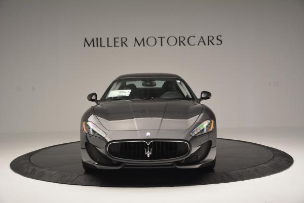 Used 2016 Maserati GranTurismo Sport for sale Sold at Bentley Greenwich in Greenwich CT 06830 12