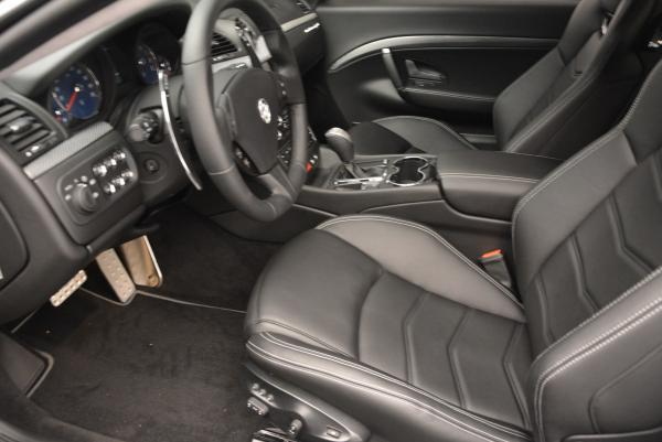 Used 2016 Maserati GranTurismo Sport for sale Sold at Bentley Greenwich in Greenwich CT 06830 14
